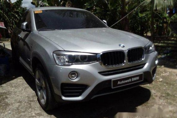 Bmw X4 D 2015 for sale