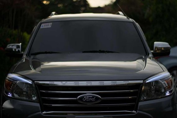 Ford Everest Ltd Edition 2010 FOR SALE