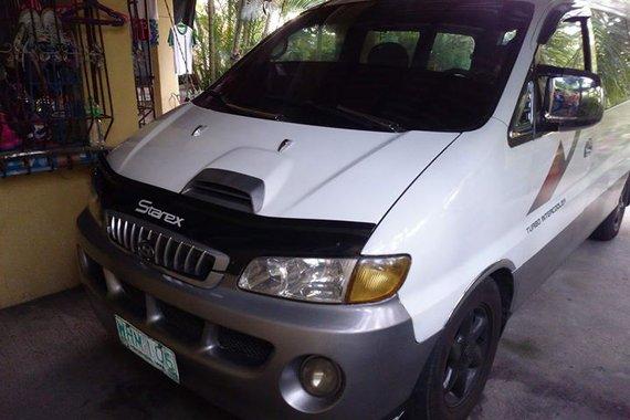 Hyundai Starex Jumbo in good condition