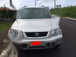 1996 Honda CRV automatic FOR SALE