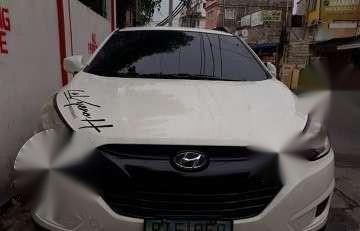 Hyundai tTcson 2011 manual suv for sale