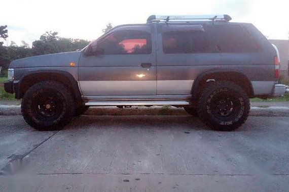 Good as new Nissan Terrano Offroad for sale