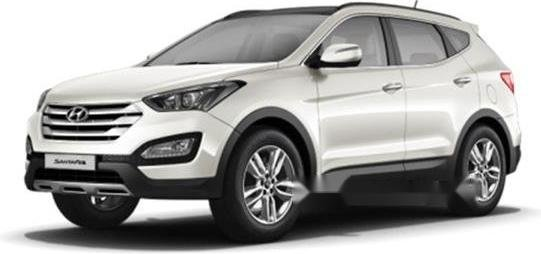Hyundai Santa Fe Gls 2018 for sale
