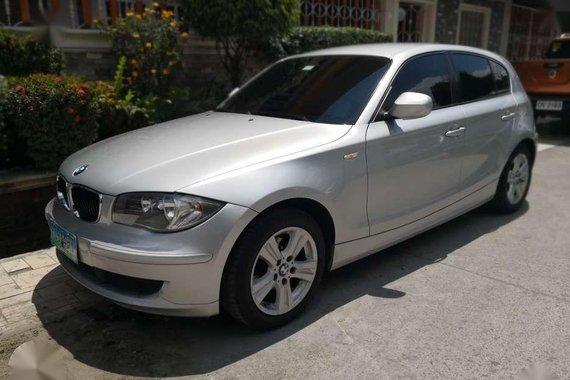 2011 BMW 116i low mileage