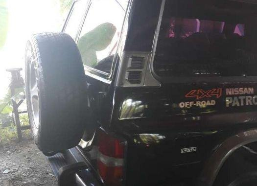 1997 Nissan Patrol 4x4 local with Differential Lock