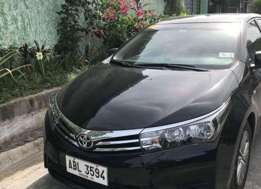 2015 Toyota Altis E Manual for sale