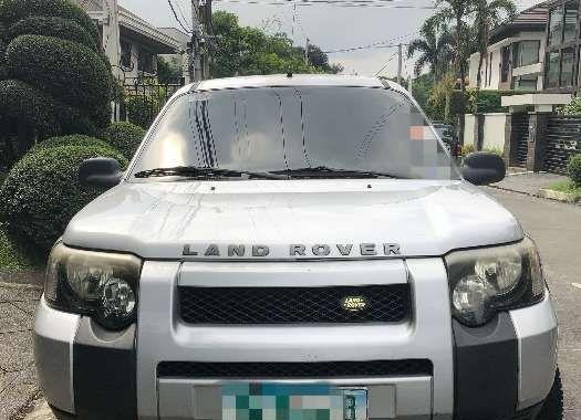 2007 Land Rover Freelander for sale
