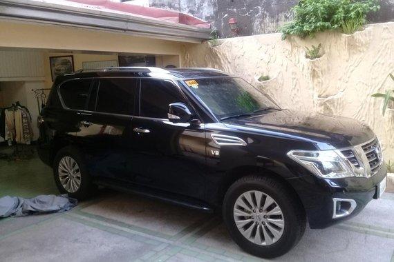 November 2016 Nissan Patrol Royale For sale