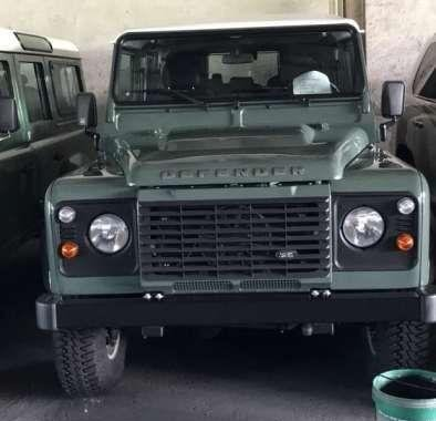 2016 Brand new Land Rover defender 110 last production