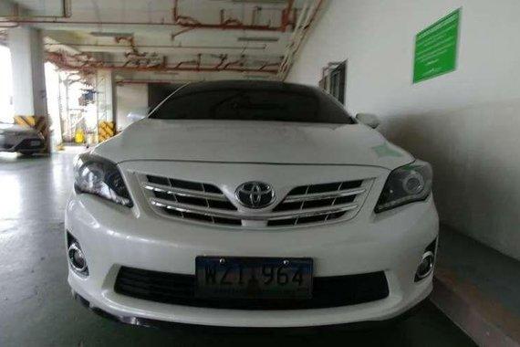 Toyota Corolla Altis 1.6 V 2013 for sale