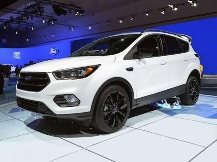 100% Sure Autoloan Approval Ford Escape 2018