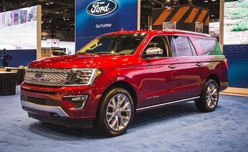 100% Sure Autoloan Approval Ford Expedition 4x4 2018