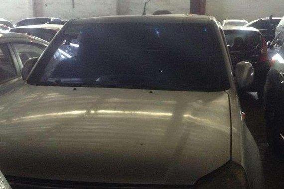 2012 Foton Blizzard Limited Edition 4x2 2.8L MT Dsl Eastwest Bank cars