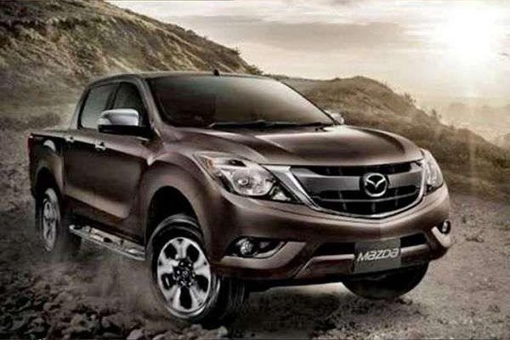 Mazda BT50 4X4 2018 for sale