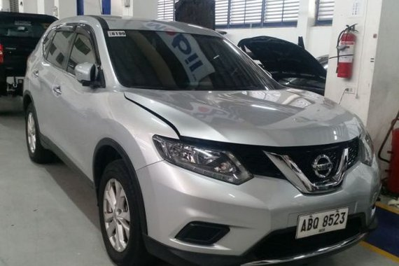 2015 Nissan Xtrail CVT for sale