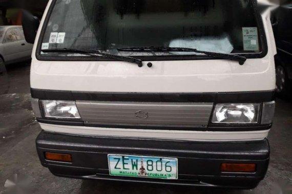 2006 SuZuki Bravo close van local For sale