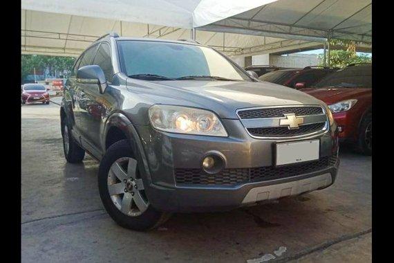2008 Chevrolet Captiva 2.0L Diesel 4x4 LS