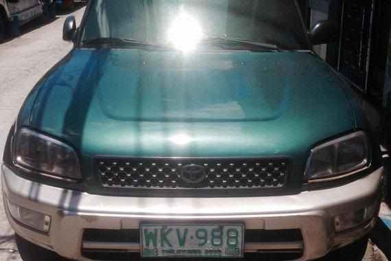 Toyota Rav 4 1999 FOR SALE