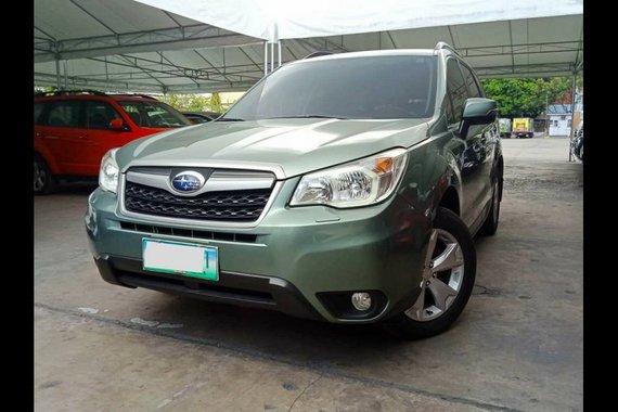 2014 Subaru Forester 2.0L CVT Gasoline FOR SALE