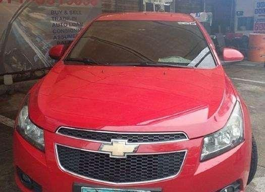 2010 Chevrolet Cruze 1.8 LS Manual Gas For Sale