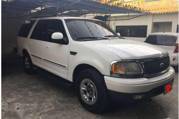Ford Expedition XLT V8 Gas White For Sale
