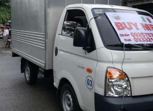 Hyundai H100 diesel manual 2011 FOR SALE