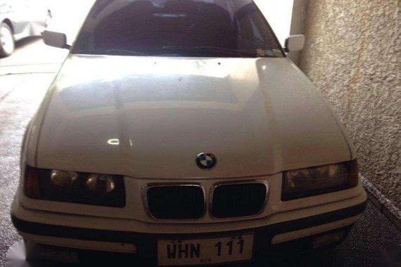 BMW 316i 2000 model White Sedan For Sale