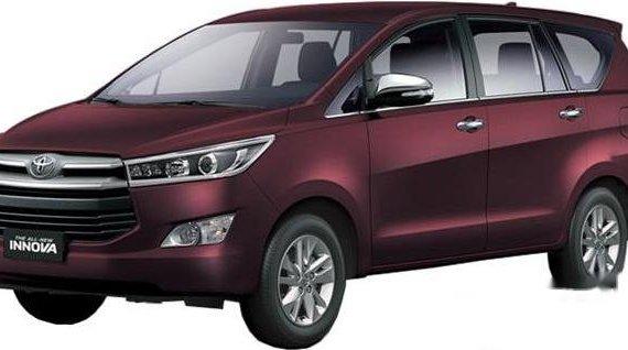 Toyota Innova V 2018 FOR SALE