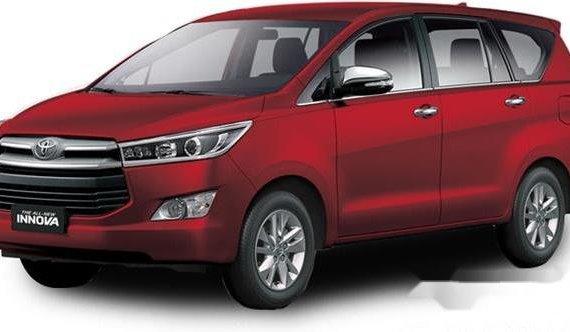 Toyota Innova E 2018 for sale