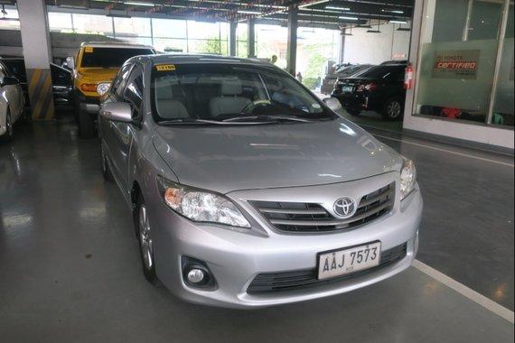 2014 Toyota Corolla Altis 1.6G MT