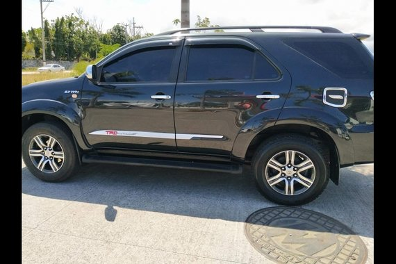 2005 Toyota Fortuner G Gas AT
