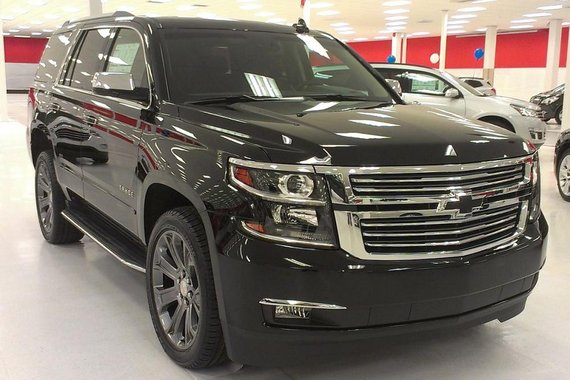 2018 Brand New Chevrolet Tahoe For Sale