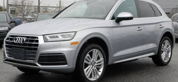 Sure Autoloan Approval  Brand New Audi Q5 2018