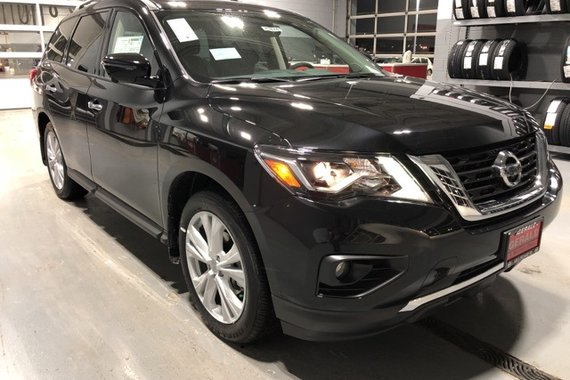 2018 Brand New Nissan PathFinder For Sale