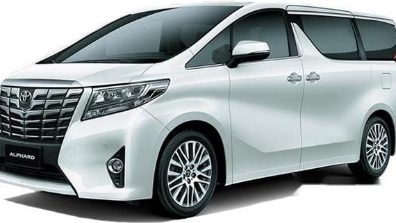 Toyota Alphard 2018 for sale