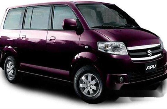 Suzuki Apv Glx 2018 for sale