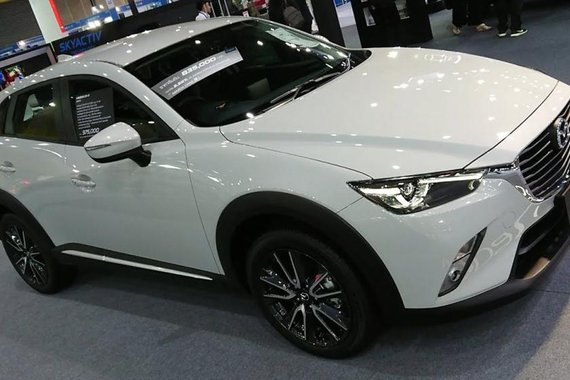 2018 Brand New Mazda Cx-3 SUV White For Sale