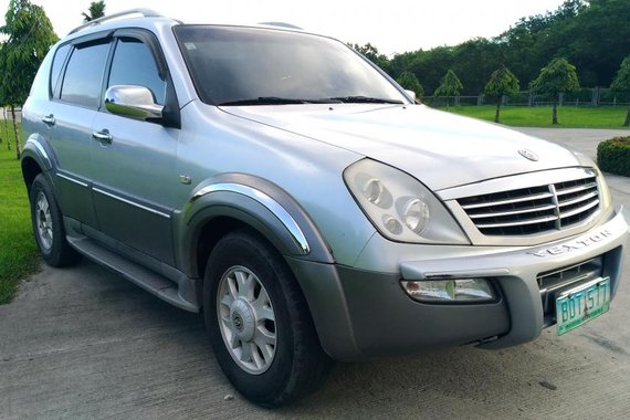 Ssangyong Rexton 2005 For Sale