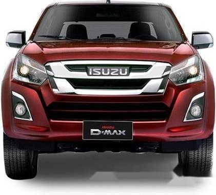 Isuzu D-Max LS 2018 for sale