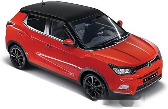Brand new SsangYong Tivoli 2018 SPORT AT for sale