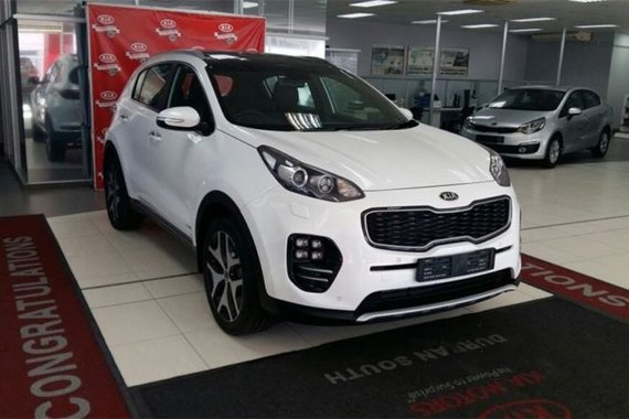 Sure Autoloan Approval  Brand New KIa Sportage 2018
