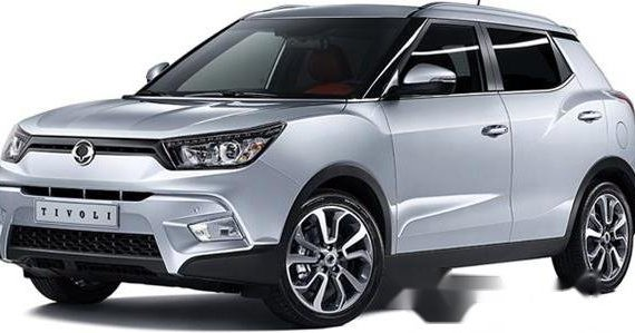 Brand new SsangYong Tivoli 2018 SPORT R AT for sale