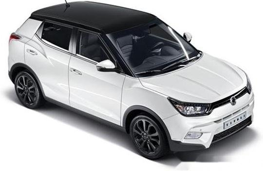 SsangYong Tivoli 2018 EXG AT for sale