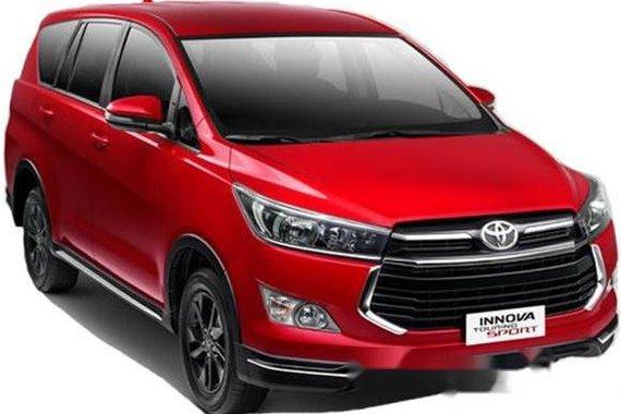 Toyota Innova J 2018 for sale