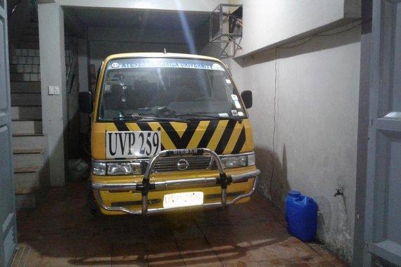 School Service for Sale Nissan Escapade 2007