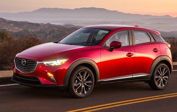 New Mazda Cx-3 Sure Autoloan Approval For Sale