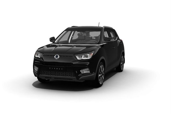 Sure Autoloan Approval  Brand New Ssangyong Tivoli For Sale
