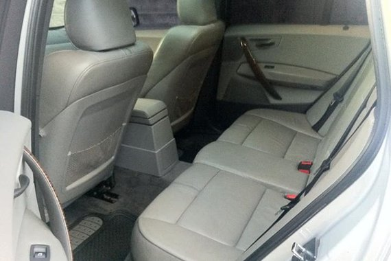 2004 BMW X3 Executive Silver For Sale