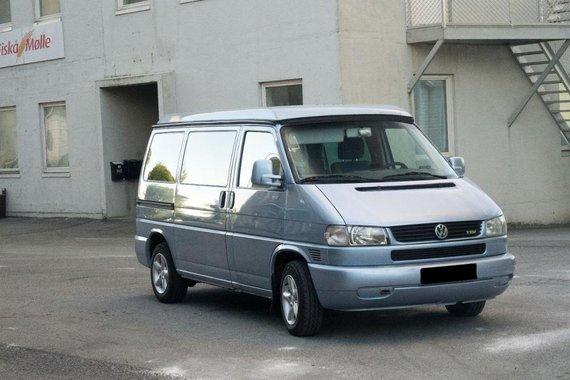 Volkswagen Multivan 2005 for sale