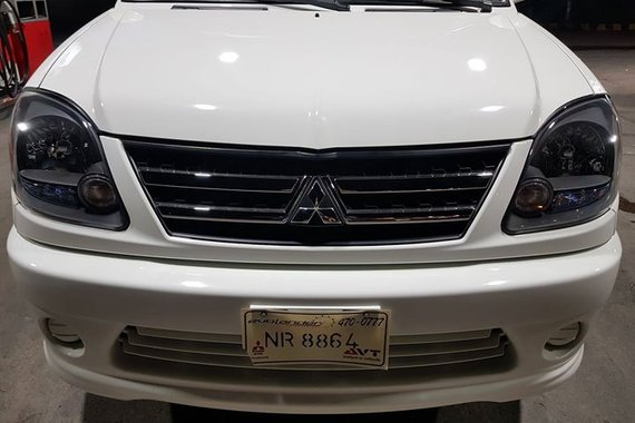 2017 Mitsubishi Adventure for sale